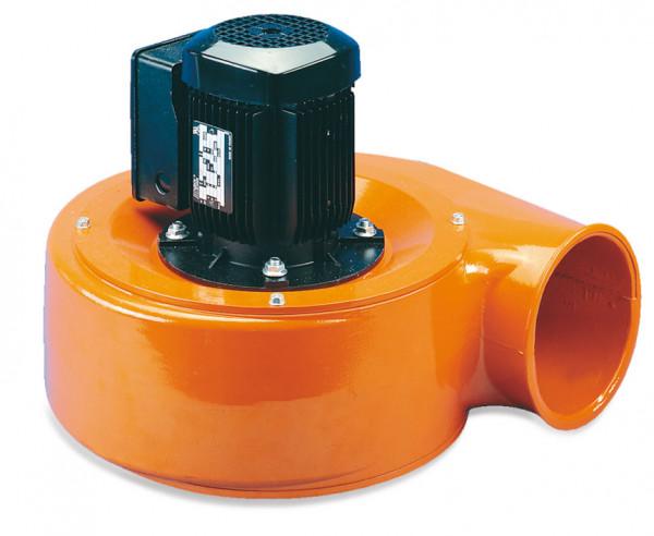 Ventilator Leistung 2.200 m³/h · 1,10 kW