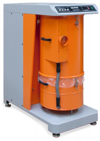 Absauganlage VacuFil 500, automatische Volumenstromanpassung