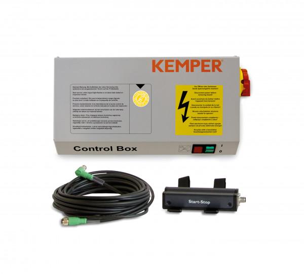 Start/Stopp-Automatik für Schweißrauch-, Elektrofilter