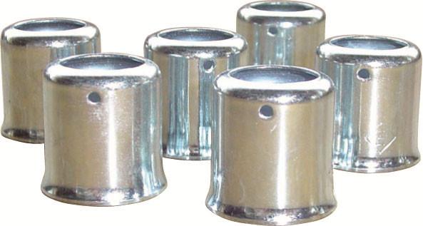 Schlauchhülsen für Schlauch Ø 13 mm, Länge 20 mm