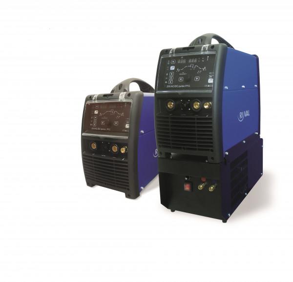 RYVAL 200 TIG AC/DC PULSE - gasgekühlt SET