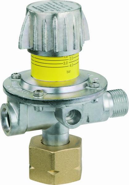 Gasregler Typ M50-V 0,5-4,0 bar, 12 kg/h