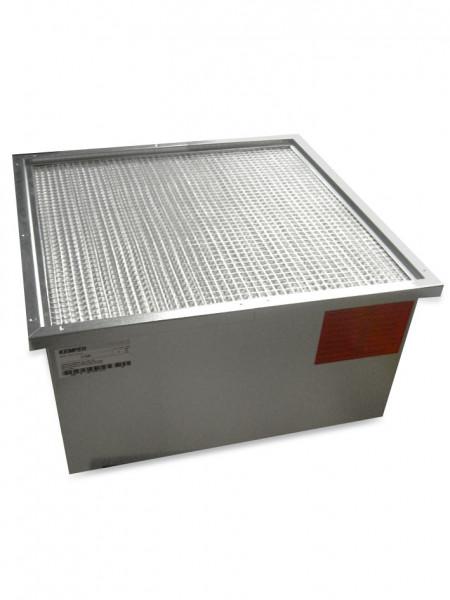 Kompaktfilter mit Aluminiumseparatoren