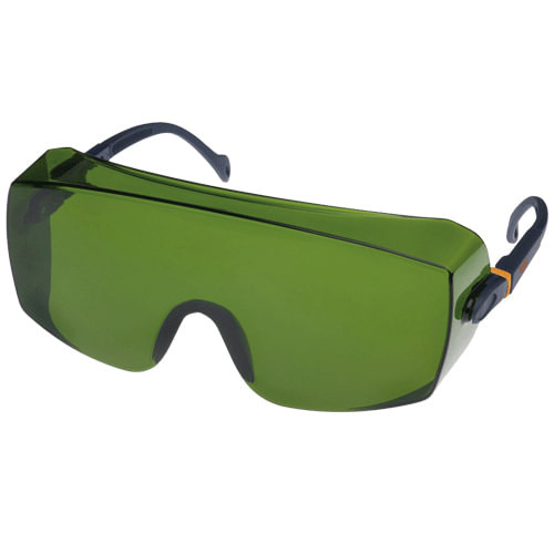 Überbrille 2805 Klassik grün