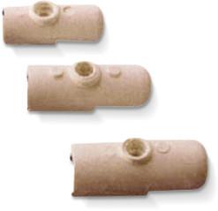Isolierschalen Glasfaser 400 A