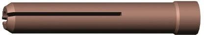 Spannhülse Standard - Länge 25,4 mm