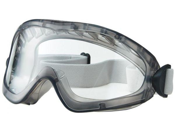 Vollsichtschutzbrille 2890 klar